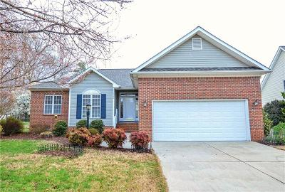 Kernersville Single Family Home Due Diligence Period: 1185 Somerset Crossing Lane