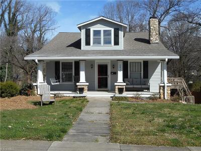 Lindley Park Single Family Home For Sale: 2416 Sherwood Street
