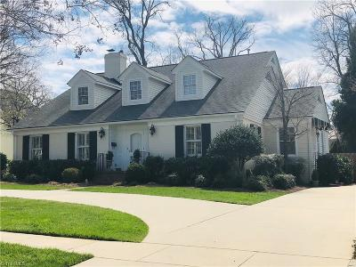 High Point Single Family Home For Sale: 601 W Parkway Avenue