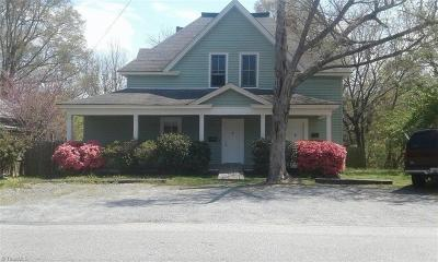 Asheboro NC Single Family Home Due Diligence Period: $104,500