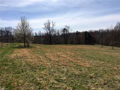 Davie County Residential Lots & Land For Sale: 5.7 Ac Sheffield Farms Trail