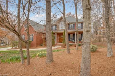Clemmons Single Family Home For Sale: 7296 Styers Crossing Lane