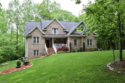 Alamance County Single Family Home For Sale: 2601 Cliff View Drive