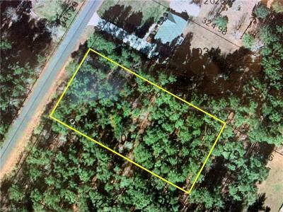 Denton NC Residential Lots & Land For Sale: $22,000