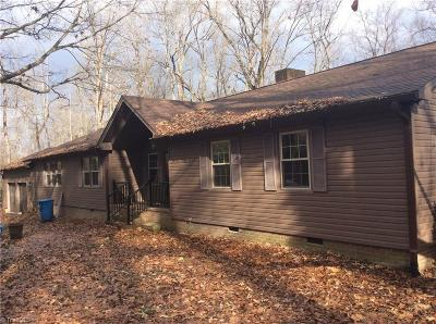Single Family Home For Sale: 4401 Millpoint Road