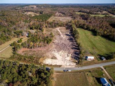 Alamance County Residential Lots & Land For Sale: 1 Quakenbush Road