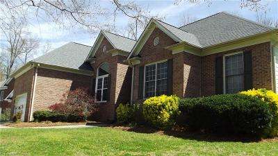 Greensboro Single Family Home For Sale: 4 Hart Ridge Court