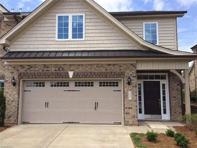 Winston Salem Condo/Townhouse For Sale: 5135 Farm House Trail #Lot 608