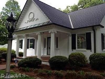 Winston Salem Single Family Home Due Diligence Period: 121 Idlewilde Drive