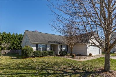 Kernersville Single Family Home Due Diligence Period: 285 Stone Meadow Court