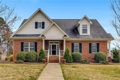 Kernersville Single Family Home Due Diligence Period: 1301 Whitworth Court