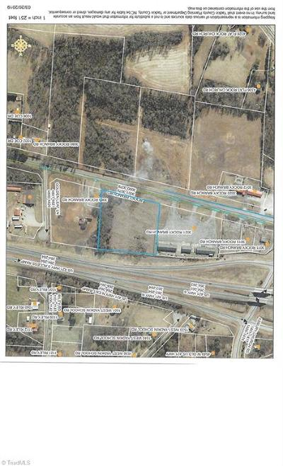 Residential Lots & Land For Sale: Rocky Branch Road