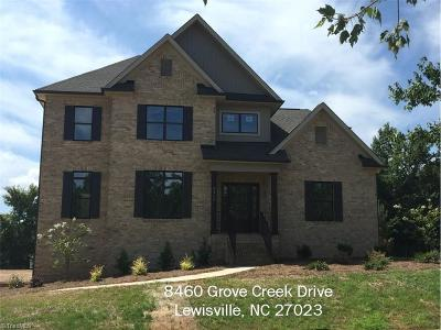 Lewisville Single Family Home For Sale: 8460 Grove Creek Drive