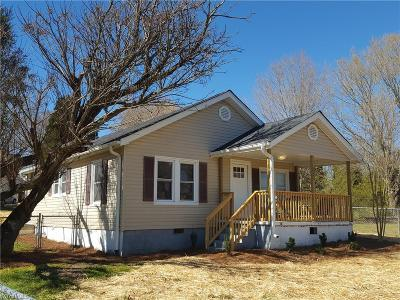 Single Family Home Pending: 657 N Nc Highway 150