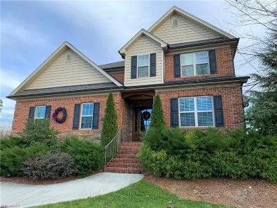 Clemmons Single Family Home For Sale: 4965 Autumnwood Court