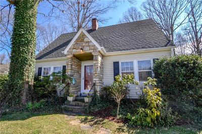 Winston Salem Single Family Home For Sale: 915 Magnolia Street