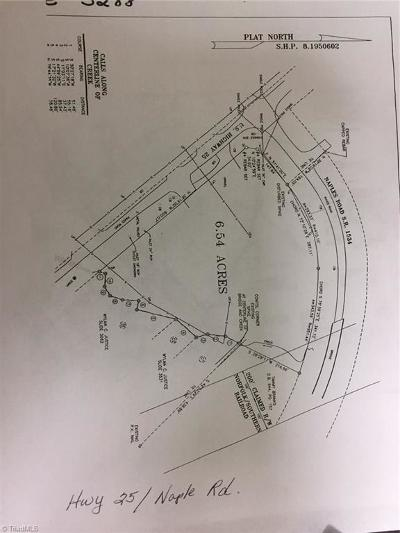 Residential Lots & Land For Sale: 00 Asheville Highway