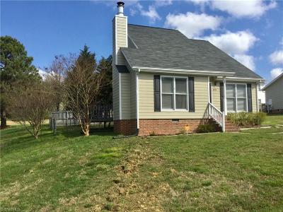 Trinity Single Family Home Due Diligence Period: 4201 Cameron Court