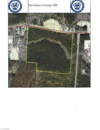 Lexington NC Residential Lots & Land For Sale: $405,000