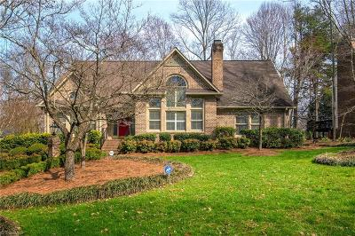 Kernersville Single Family Home For Sale: 395 Bent Creek Trail