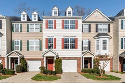 High Point Condo/Townhouse For Sale: 3911 Tarrant Trace Circle