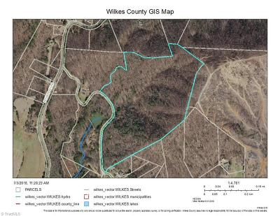 Wilkes County Residential Lots & Land For Sale: 00 Arlie Myers Store Road