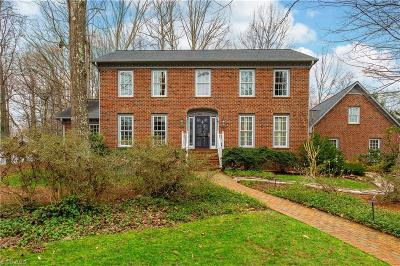 Greensboro Single Family Home For Sale: 1819 Tiffany Place