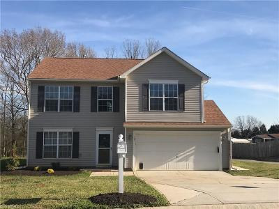 Mooresville Single Family Home For Sale: 121 Grayland Road