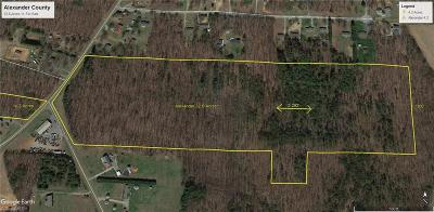 Alexander County Residential Lots & Land For Sale: Millersville Road