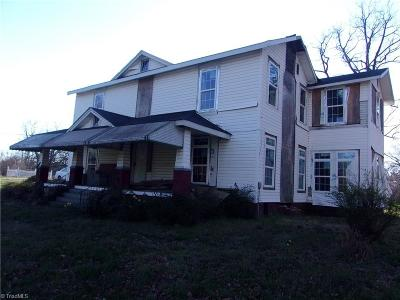 Trinity Single Family Home For Sale: 7262 Nc Highway 62