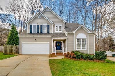 Greensboro NC Single Family Home For Sale: $290,000