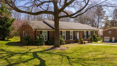 Clemmons Single Family Home For Sale: 1228 S Peace Haven Road