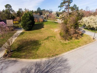 High Point Residential Lots & Land For Sale: 4005 Stillbrook Lane