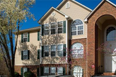 Winston Salem Condo/Townhouse For Sale: 334 Mill Pond Drive