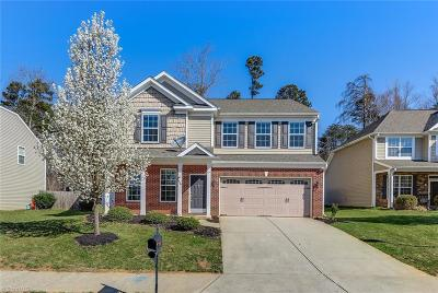 Kernersville Single Family Home Due Diligence Period: 1456 Joyceland Road
