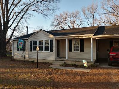 Rockingham County Single Family Home For Sale: 9775 Nc Highway 700