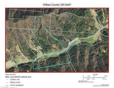 Wilkes County Residential Lots & Land For Sale: Kendell Town Road