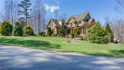 Oak Ridge NC Single Family Home For Sale: $850,000