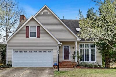 Guilford County Single Family Home For Sale: 5621 Poplar Hill Court