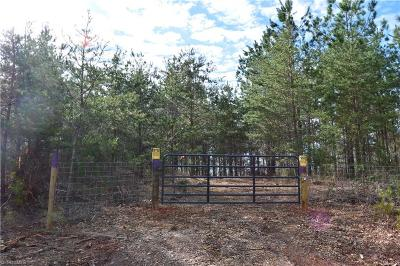 Rockingham County Residential Lots & Land For Sale: 00 Beeson Road