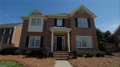 Winston Salem Single Family Home For Sale: 149 Windrush Road