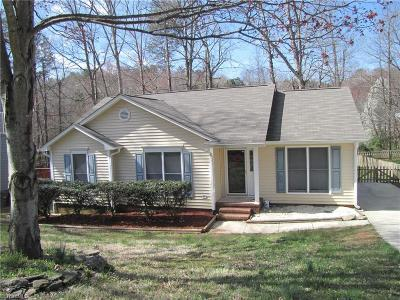 Greensboro Single Family Home For Sale: 3331 Mill Spring Court