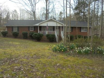Guilford County Single Family Home For Sale: 7108 Company Mill Road
