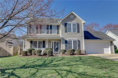Guilford County Single Family Home For Sale: 5409 Cedar Field Drive