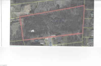 Greensboro Residential Lots & Land For Sale: 3411 Liberty Road
