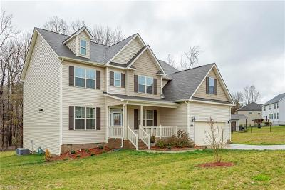 Alamance County Single Family Home For Sale: 1125 Yorkshire Drive