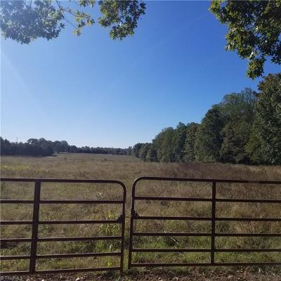 Caswell County Residential Lots & Land For Sale: Dove Road