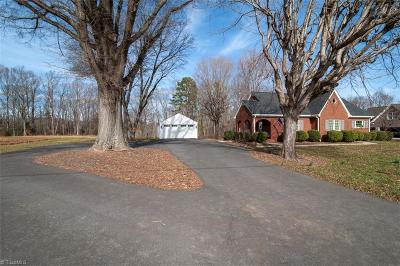 High Point Single Family Home For Sale: 231 N Clodfelter Road