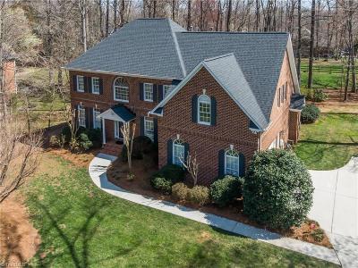 Oak Ridge Single Family Home For Sale: 8607 Case Ridge Drive