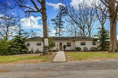 Asheboro NC Single Family Home For Sale: $195,000
